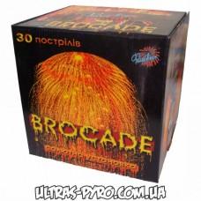 """Салют """"Brocade"""" (30-выстрелов)"""