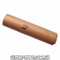 РДГ-2Ч мощная военная дымовая шашка чёрного дыма (60 сек.)