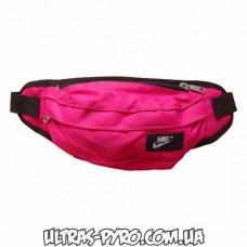"""Поясная сумка """"Nike"""" розовая"""