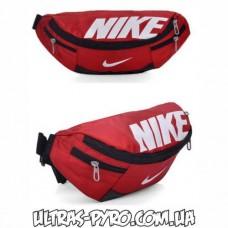 """Поясныя сумка """"Nike"""" красная"""