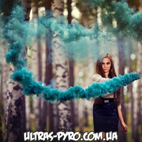 Цветной дым (5 видов) Купить цветные дымовые шашки на Ultras-Pyro.Com.Ua