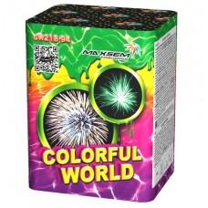 "Салют ""Colorfull World"" Maxsem (12 выстрелов)"