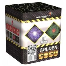 """Салют """"Golden Coco"""" Maxsem (16 выстрелов)"""